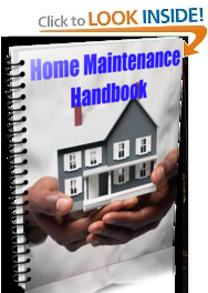 Home maintenance handbook